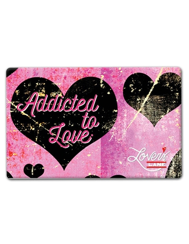 Addicted To Love Valentines E-gift Card