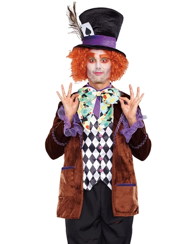 HATTER MADNESS COSTUME