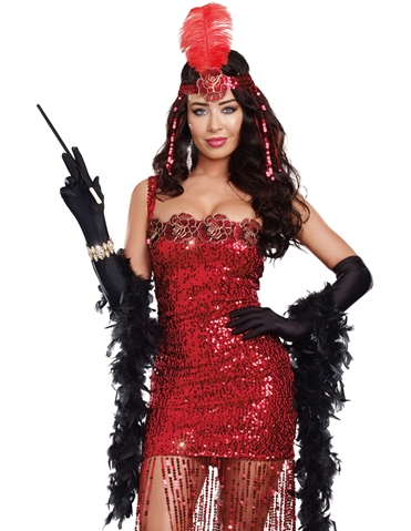 AINT SHE SWEET FLAPPER COSTUME