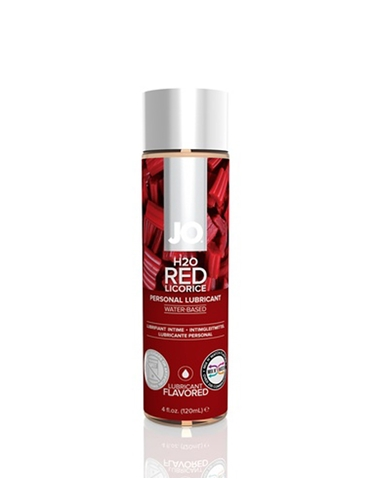 H20 FLAVORED LUBRICANT - RED LICORICE