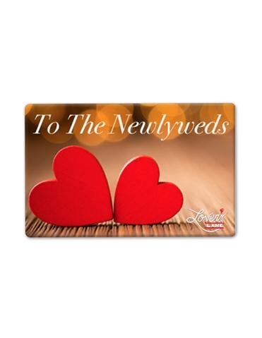 Newlyweds E-gift Card