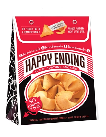 HAPPY ENDING FORTUNE COOKIES - FETISH
