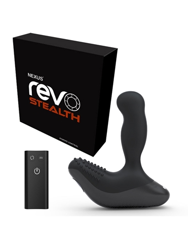 NEXUS REVO STEALTH PROSTATE MASSAGER