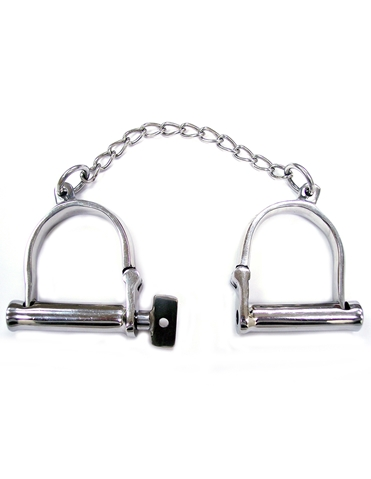 ROUGE WRIST SHACKLES