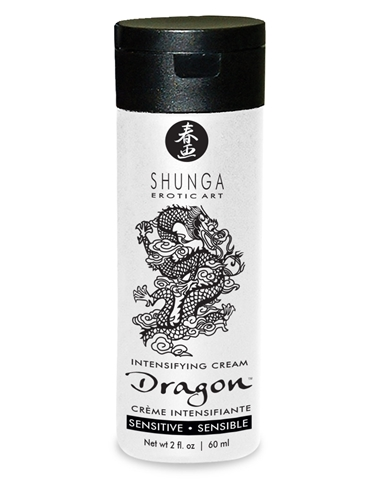 DRAGON SENSITIVE VIRILITY CREAM