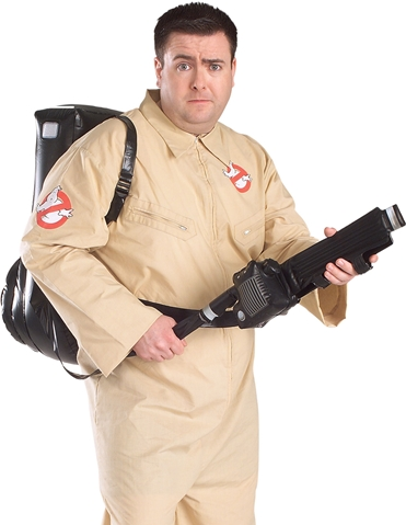 GHOSTBUSTERS XX COSTUME