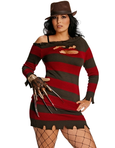 MISS KRUEGER COSTUME - PLUS