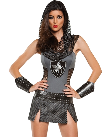 JOAN OF ANARCHY COSTUME