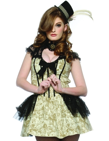 STEAMPUNK SWEETIE COSTUME