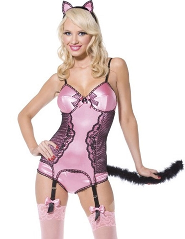 PIN-UP KITTY