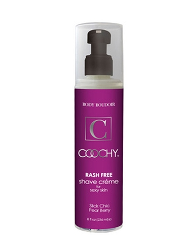 COOCHY 8OZ PEAR BERRY SHAVE CREAM