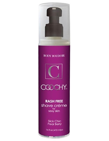 COOCHY PEAR BERRY SHAVE CREME 16OZ