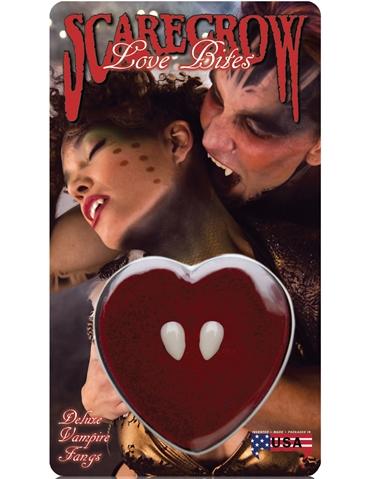 LOVE BITES COSTUME FANGS