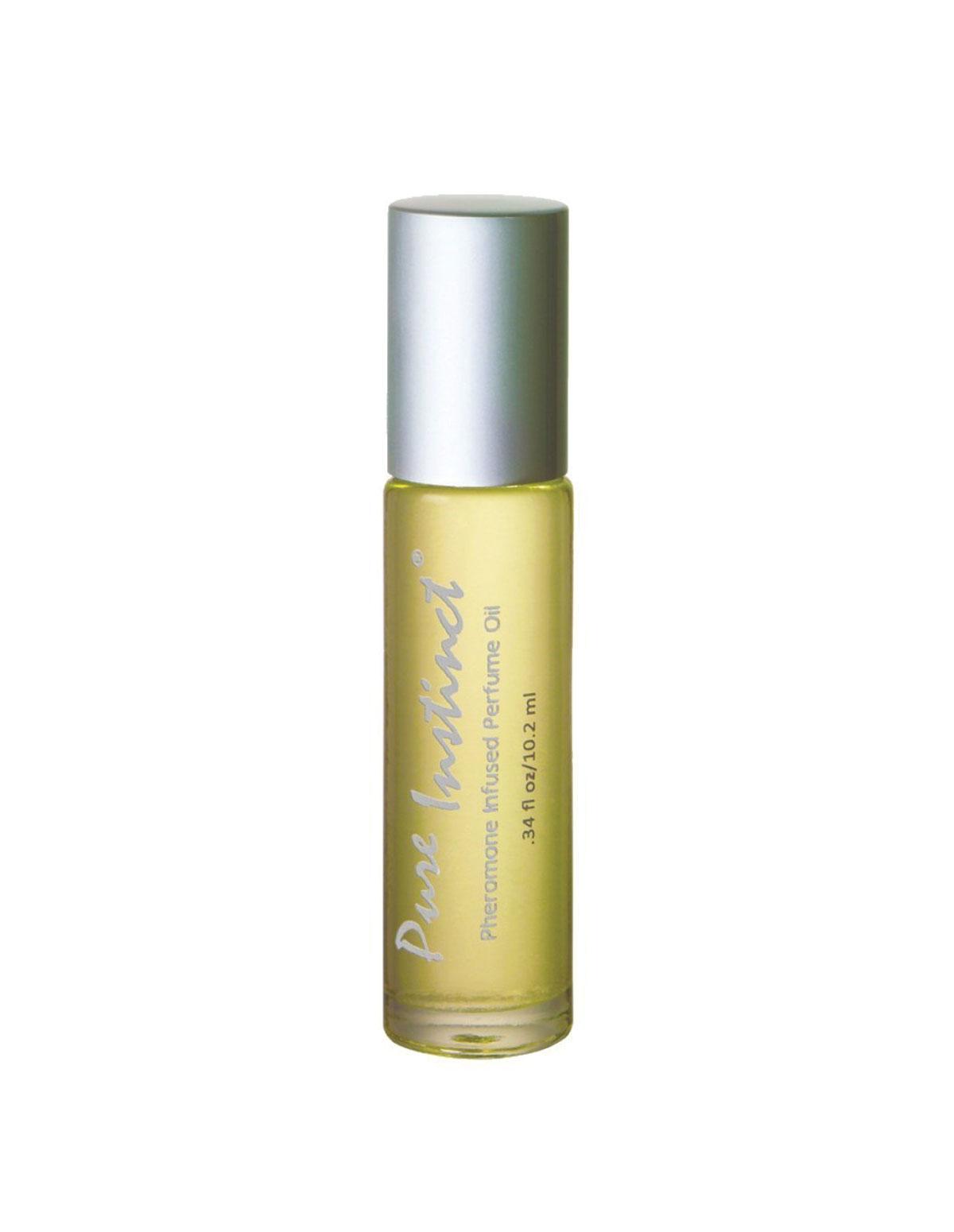 pure instinct pheromone fragrance attractant perfume woman attract