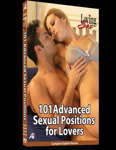 101 ADVANCED SEXUAL POSITIONS