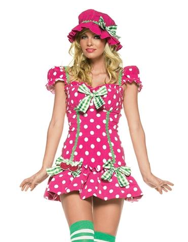 RASPBERRY GIRL COSTUME