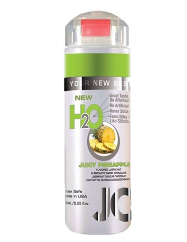H2O FLAVORED LUBRICANT - PINEAPPLE 5.25O