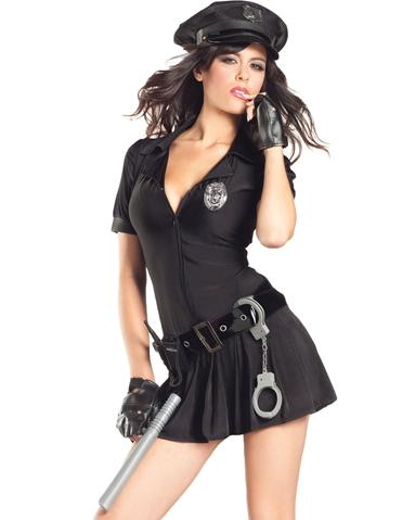 MRS. LAW COP COSTUME