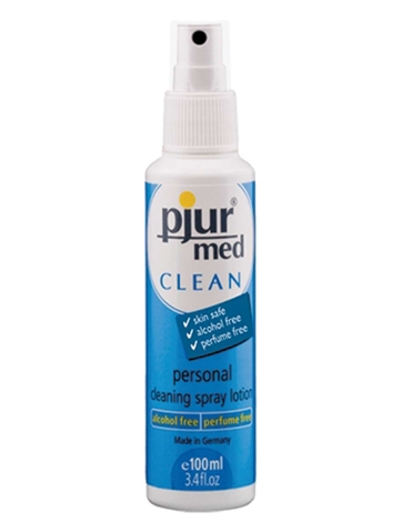 MED CLEAN SPRAY PJUR 100ML