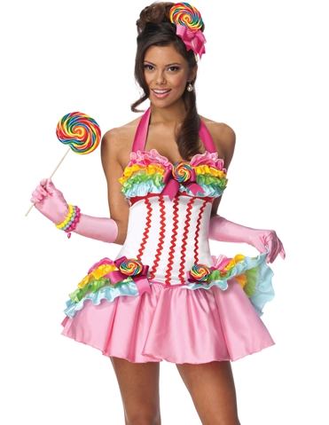 LOLLIPOP COSTUME