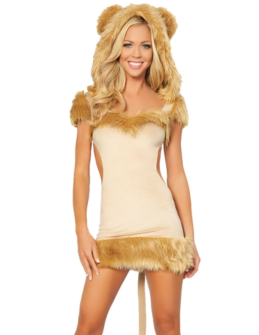 COURAGEOUS LIONESS COSTUME