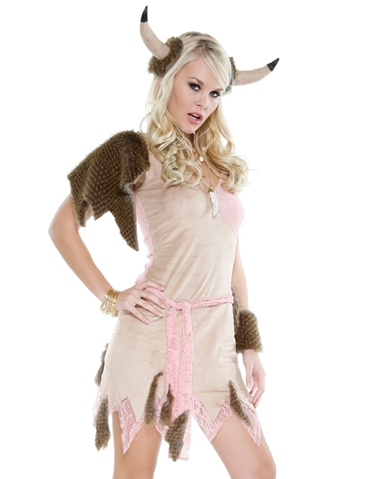 VALKYRIE FANTASY W/LEGGINGS COSTUME