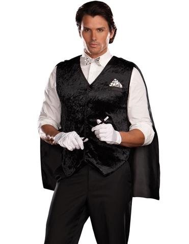 BLACK MAGIC MAN COSTUME