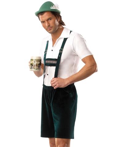 BEER GUY COSTUME