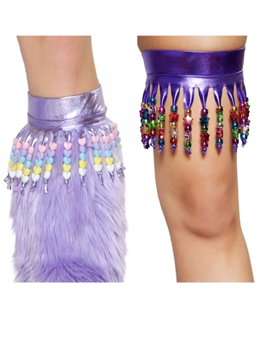 BEADED TOPPERS