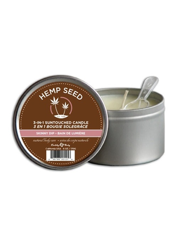 SKINNY DIP 3-IN-1 MASSAGE CANDLE