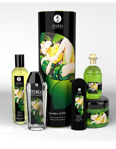 GARDEN OF EDO ORGANIC KIT