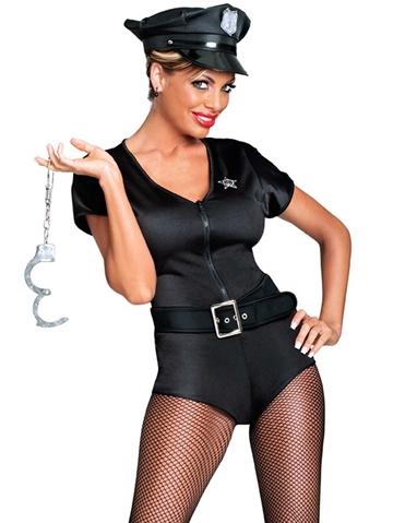 OFFICER FRISKY