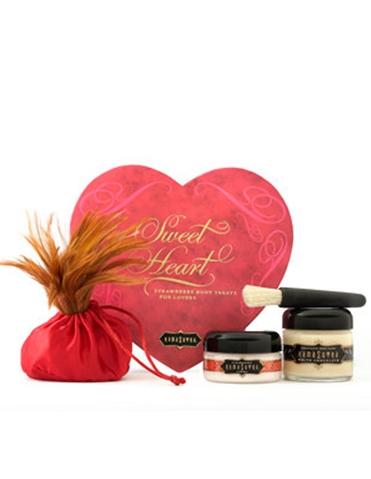 SWEETHEART BOX STRAWBERRY