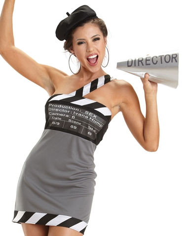 ADULT MOVIE DIRECTOR COSTUME