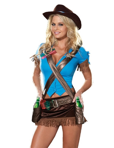 SHOOT EM UP COWGIRL