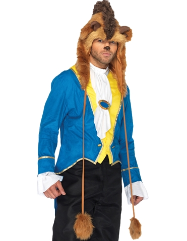 THE BEAST 5PC COSTUME