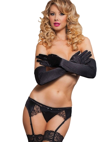 EYE CATCHING GARTER BELT