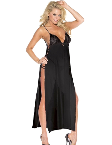 BARELY THERE GOWN