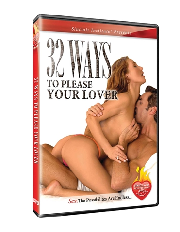 32 WAYS TO PLEASE YOUR LOVER DVD