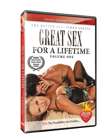 GREAT SEX FOR A LIFETIME VOL 1 DVD